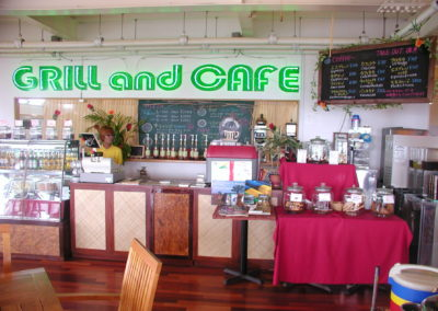 Grill & Cafe